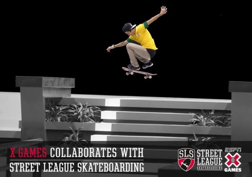 Street League e X-Games